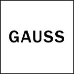 GAUSS ガウスロゴ