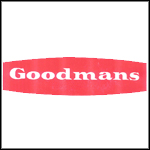 Goodmans グットマンロゴ