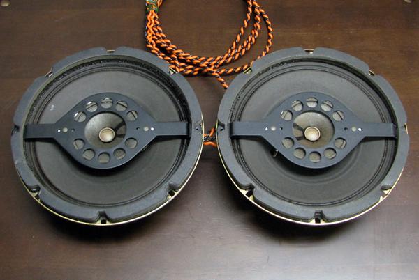 ALTEC 409B 同軸型スピーカーユニット写真
