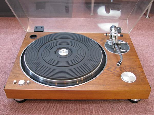 MICRO DD-7 レコードプレーヤー写真