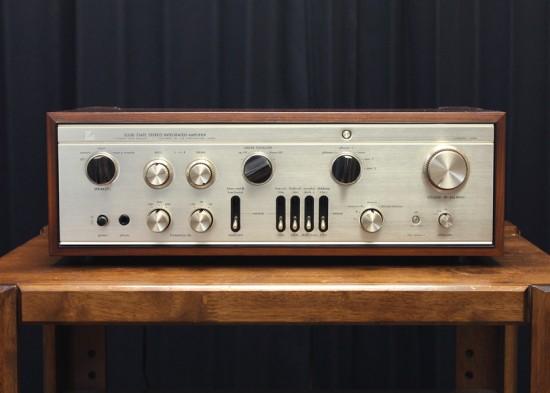 LUXMAN L-309V プリメインアンプ写真