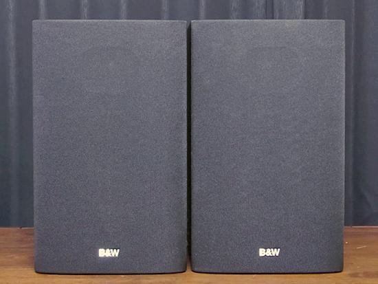 B&W DM600 S3 スピーカー写真