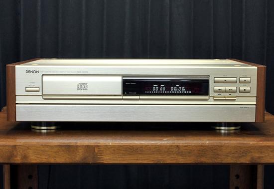 DENON DCD-1650G CDプレーヤー写真