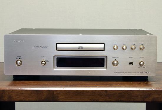 DENON DCD-S10II-N CDプレーヤー写真
