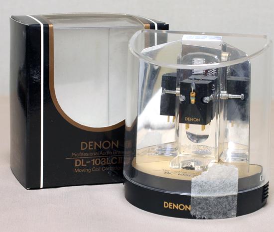 DENON DL-103LC2 カートリッジ写真
