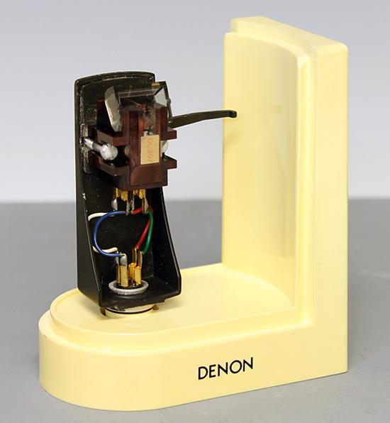 DENON DL-207 デノン MCカートリッジ写真
