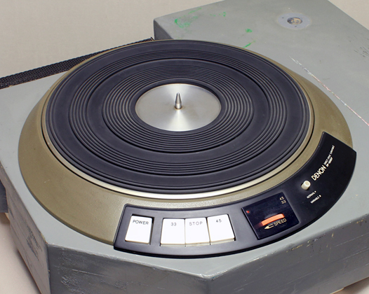 DENON DP-5000F デノン/デンオン ターンテーブル写真