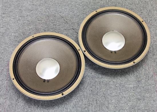 JBL 2130 30cmコーン型フルレンジユニット写真