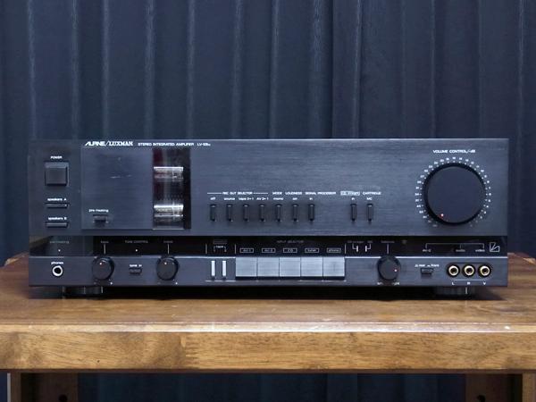 ALPINE LUXMAN LV-105u