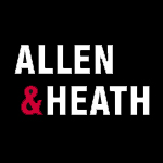 ALLEN&HEATHロゴ