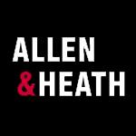 ALLEN&HEATH アレンアンドヒース ロゴ